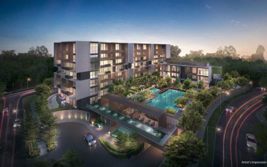 Kandis Residence showflat