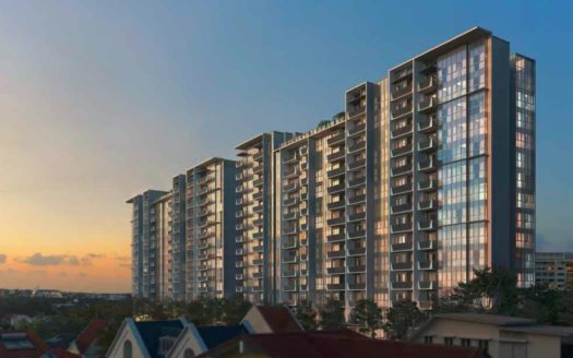The Garden Residences showflat