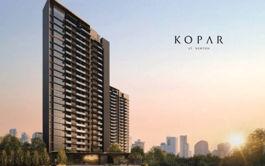 Kopar at Newton showflat virtual tour